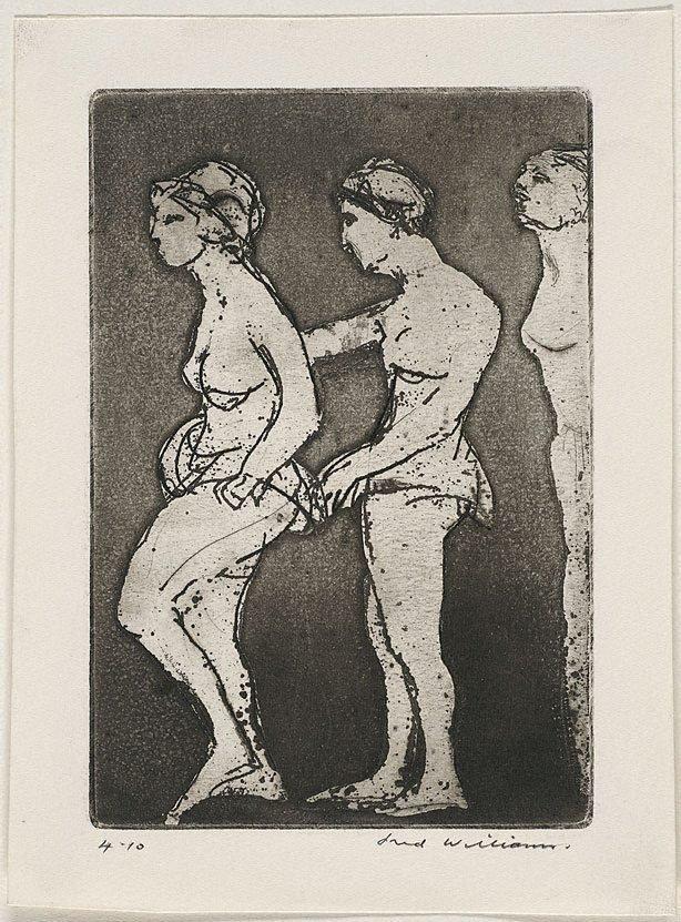 An image of Chorus girls