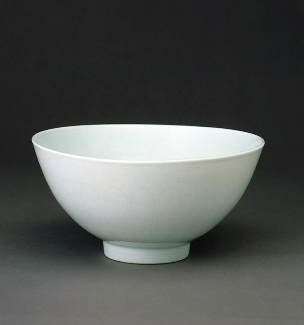 An image of Lotus 'lianzi' bowl