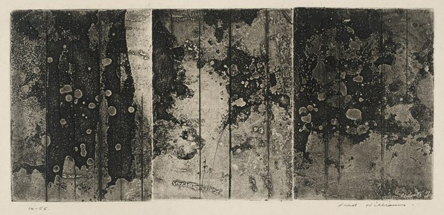 An image of Landscape triptych number 1