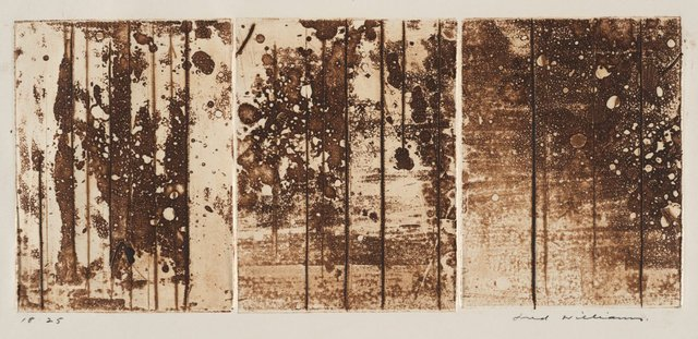 An image of Landscape triptych number 2