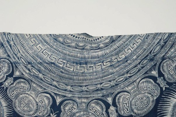 Alternate image of Shaman's or leader's robe by Miao people