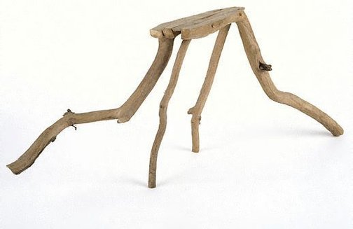 An image of Running table by David Nash