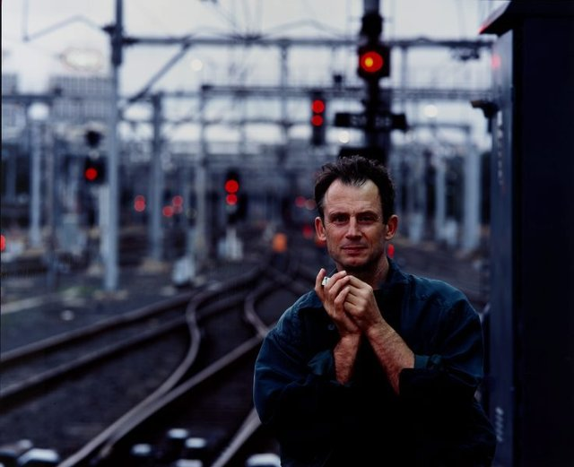 An image of Railroad Blues, Jim Conway