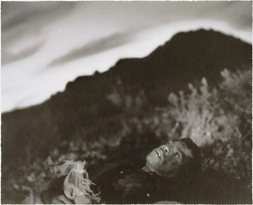 An image of Up in the sky 23 by Tracey Moffatt