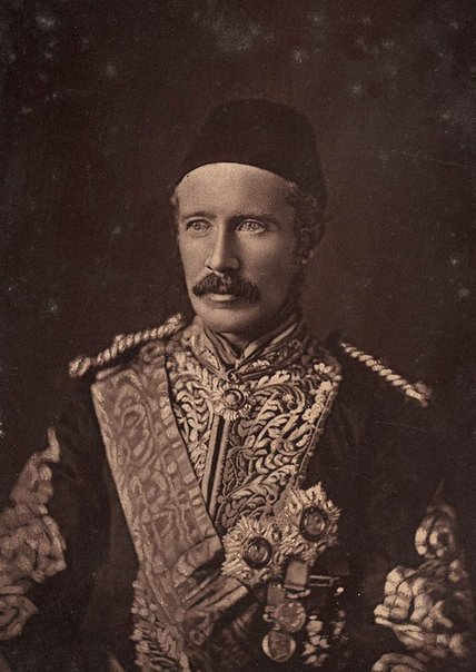 An image of Gordon Pasha (Charles George Gordon at Khartoum) by Unknown, London Stereoscopic Company