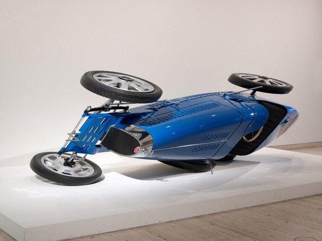 An image of Bugatti Type 35