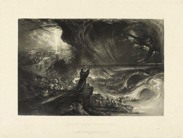 An image of Destruction of Pharaoh's Host