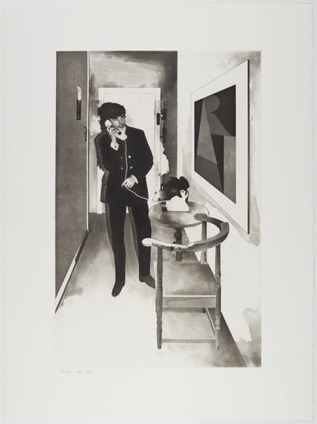An image of A dedicated follower of fashion by Richard Hamilton
