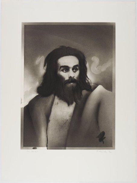 An image of Finn MacCool by Richard Hamilton