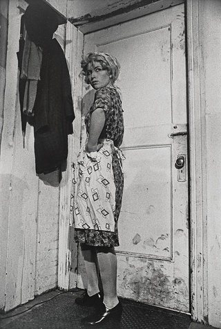 AGNSW collection Cindy Sherman Untitled film still #35 1979