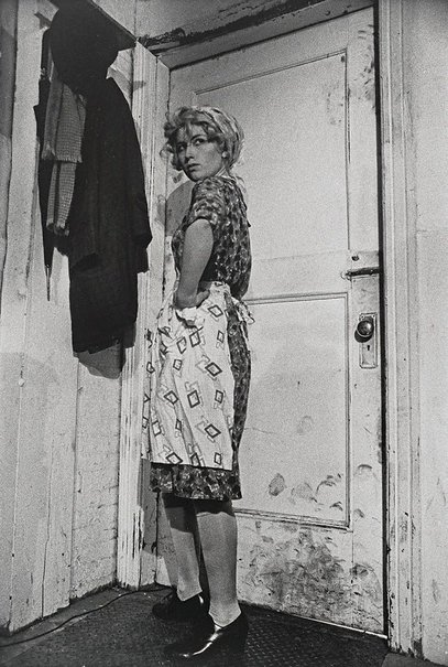An image of Untitled film still #35 by Cindy Sherman