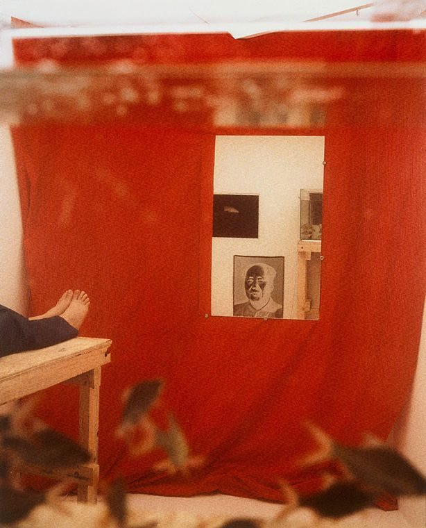 An image of Black Box: Theatre of Self Correction, Part 1. Performances 1-6, 3rd Biennale of Sydney, April-May 1979