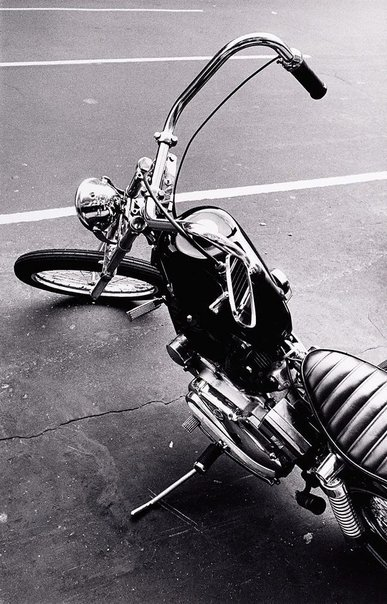 An image of Motorbike, New York City by David Moore