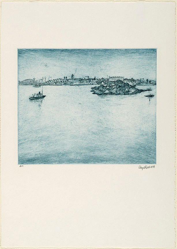 An image of Iron Cove, Sydney Harbour
