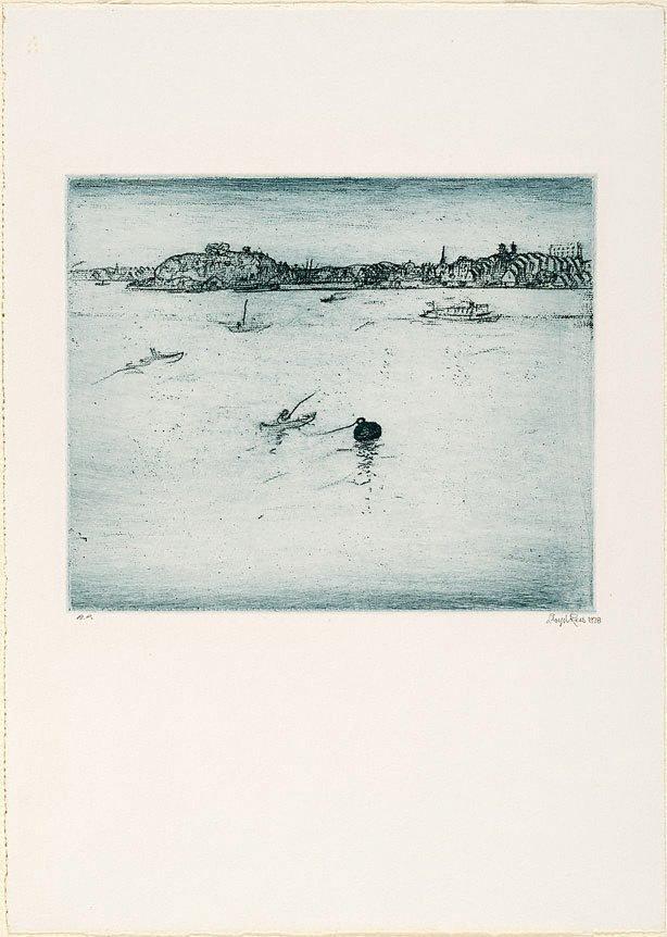 An image of The Balmain Buoy