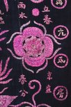 Alternate image of Embroidered Yao magician's robe with numerous symbols by Yao people