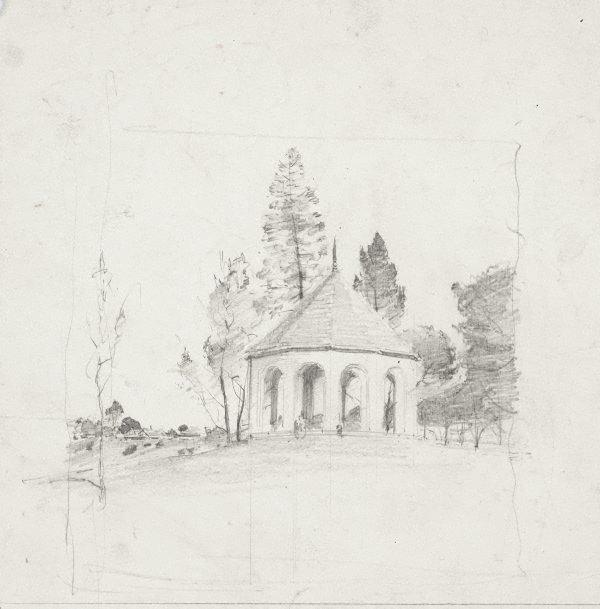 An image of The Governor's Bath House, Parramatta Park