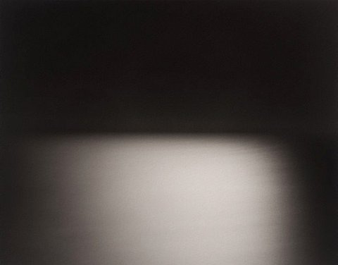Bass Strait, Table Cape, 1997 by Sugimoto Hiroshi