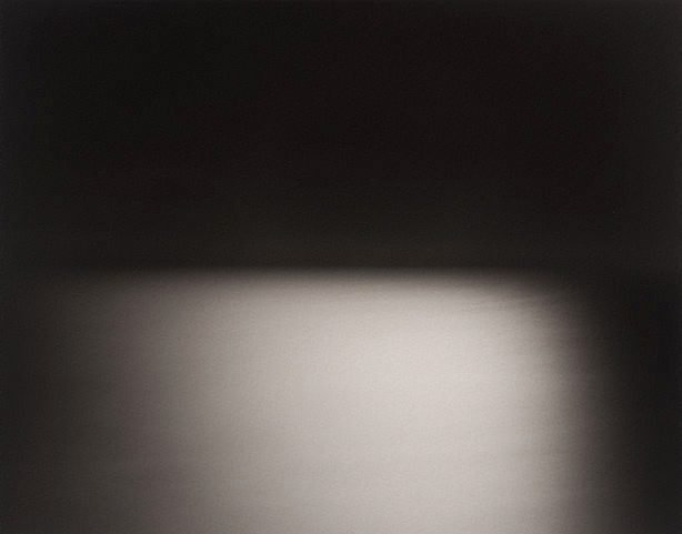 Bass Strait, Table Cape, (1997) by Sugimoto Hiroshi