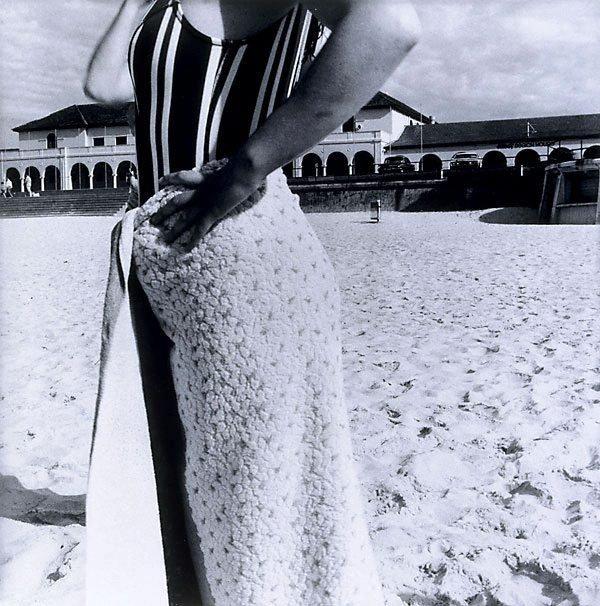 An image of Bondi Beach, Sydney, Australia, October 1975