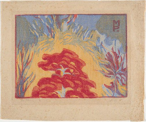 An image of Untitled by Mabel Pye