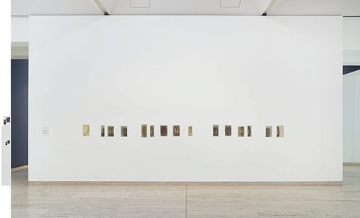 An image of Atrabiliarios by Doris Salcedo