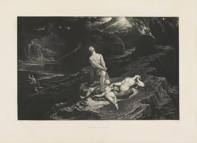 An image of Death of Abel
