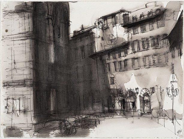 An image of (Italian streetscape)