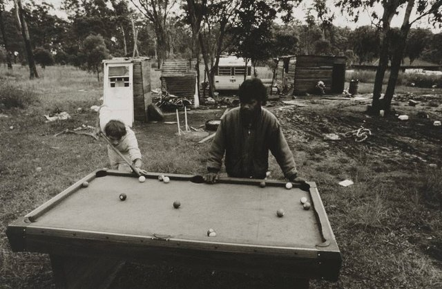 An image of Pool game, Burnt Bridge