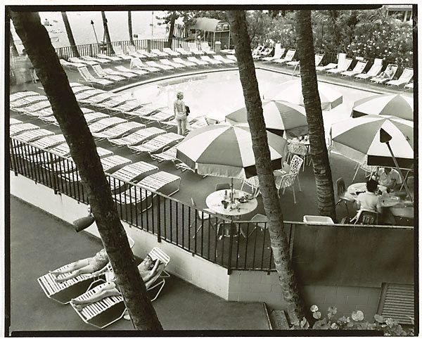 An image of Waikiki, Hawaii, November 1982