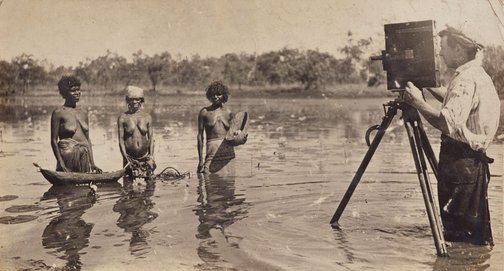 An image of Untitled (Burketown) by Frank Hurley