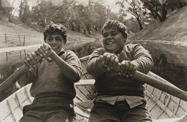 An image of Cousins, Ralph and Jim, Brewarrina