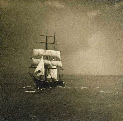 An image of Impending storm by Harold Jones