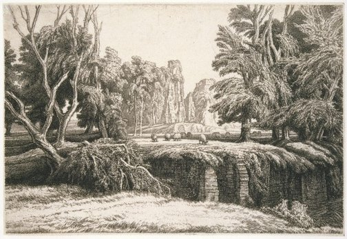 An image of Launds by Frederick Landseer Griggs
