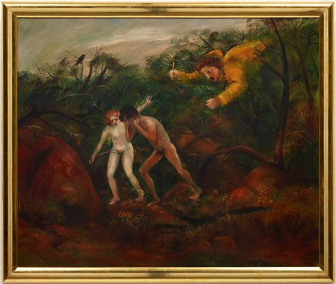 Alternate image of The expulsion by Arthur Boyd