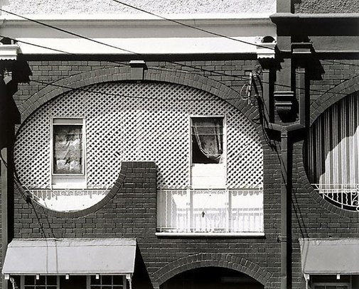 An image of East Sydney 1978 by Mark Johnson