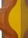 Alternate image of Reflector column, Riverrun by Joe Tilson