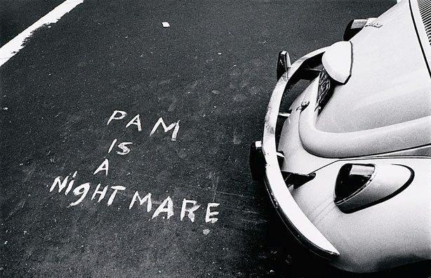 An image of New York street graffiti