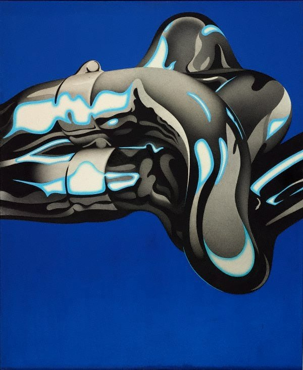 Machine 10, (1973) by Bridgid McLean