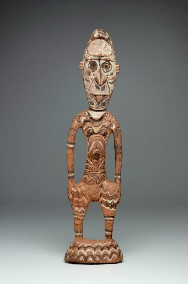 An image of Kaiktakua (spirit woman)