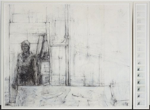 An image of No conclusions drawn – self portrait by Ginny Grayson