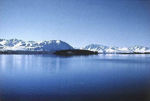 An image of Coincident No3 (Lake Tekapo NZ)