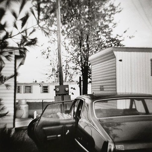 An image of Rochester, New York, U.S.A. 1978 by Fiona Hall