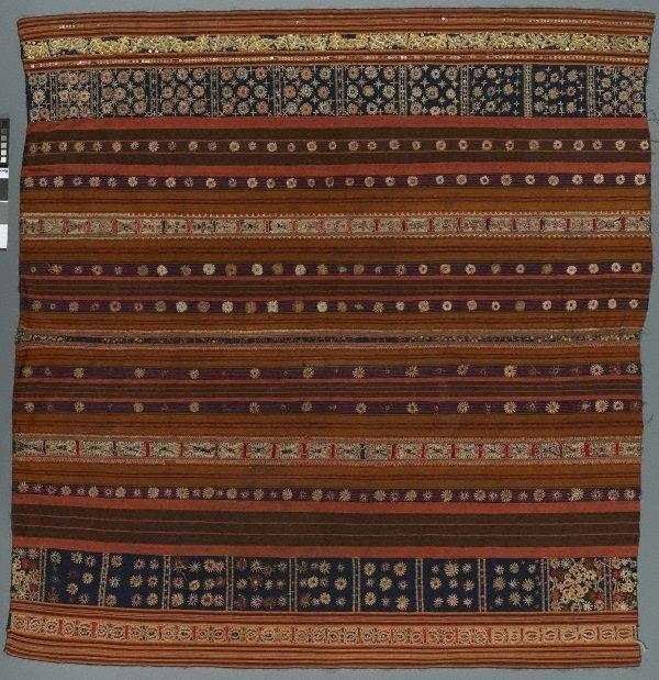 An image of Tapis Kaca skirt cloth