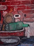 Alternate image of East Tenth by Philip Guston