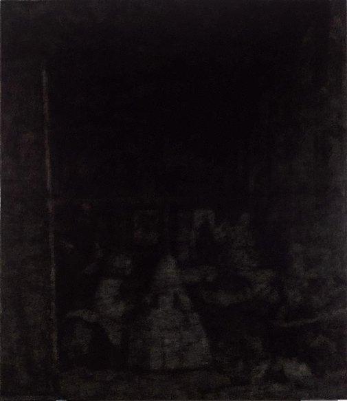 An image of After Las Meninas by John Beard
