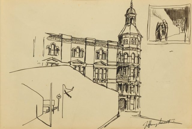 An image of The Trades Hall, Sydney