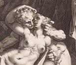 Alternate image of Mars and Venus by Hendrick Goltzius, after Bartholomaeus Spranger