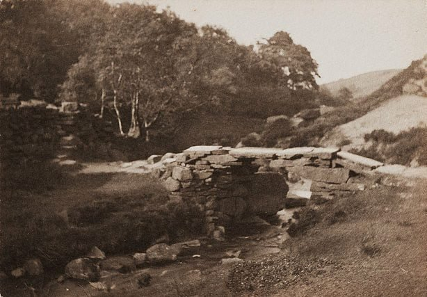 An image of The Bronte Bridge, Haworth Moor