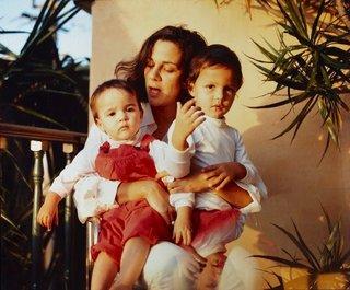 AGNSW collection Brenda L Croft Thea, Hetti and Tyson Perkins 1993